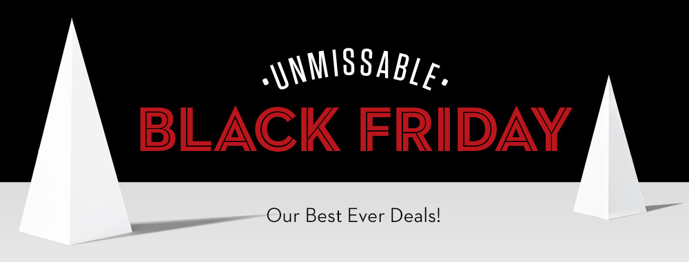 Black Friday Unmissable Deals with IWOOT