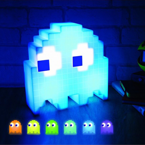 Father's Day Gifts for Retro Dads - Pac-Man Ghost Light