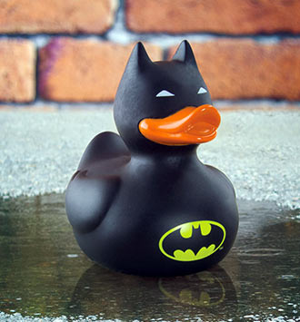 Batman Bath Duck