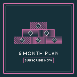 Scent From - A Candle Box Subscription - 6 Months