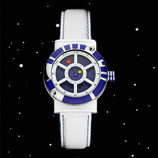 Star Wars Clocks & Watches