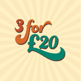 3 for £20 Gift ideas