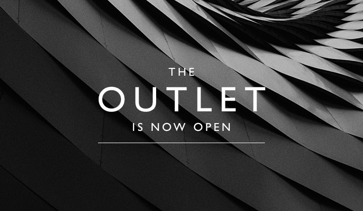 Up to 60% off OUTLET