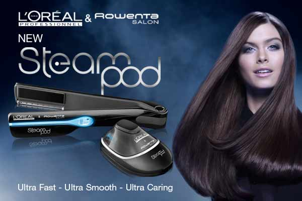 The Best Selling Steampod