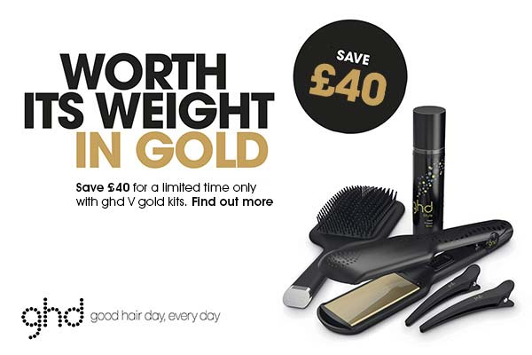 Get your GHD Limited Edition kit today and save £40!