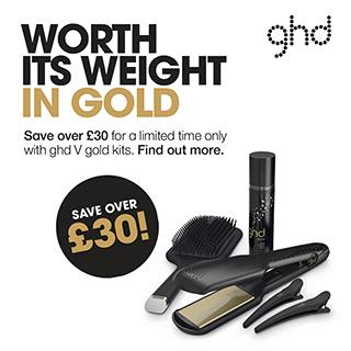 ghd V Gold Kits