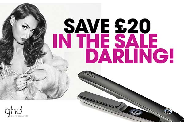 Last Chance ghd Sale. ENDS MONDAY!