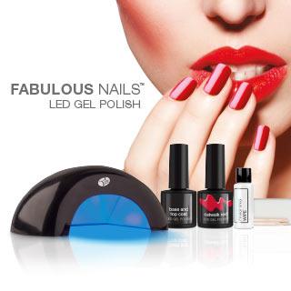 Fabulously festive nails