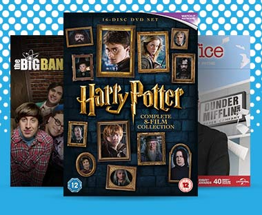 DVD BOX SETS
