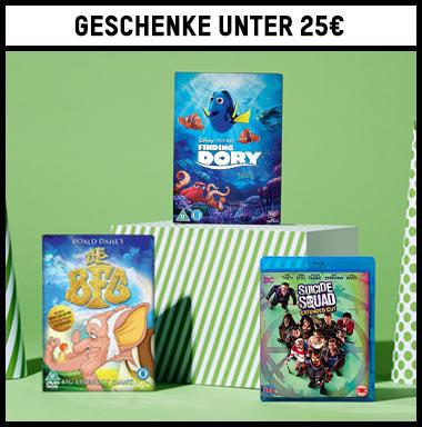 Weihnachtsgeschenke unter 20€