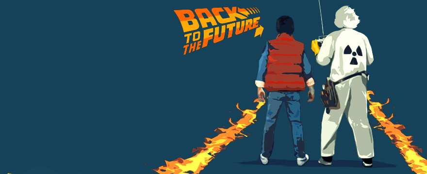 Back to the future steelbooks