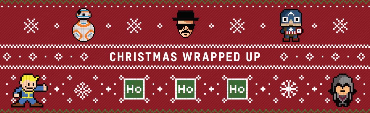 CHRISTMAS WRAPPED UP