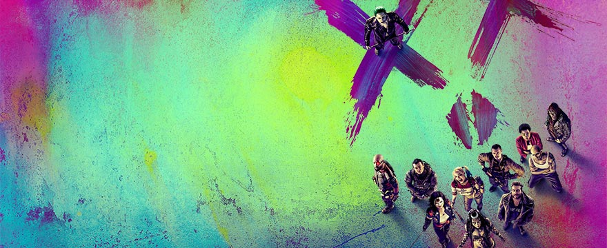 SUICIDE SQUAD NOW AVAILABLE TO PRE-ORDER