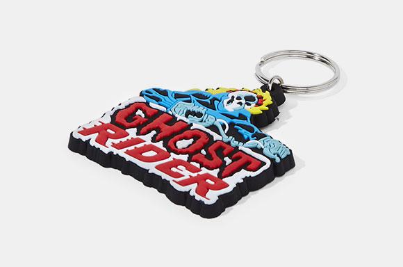 Marvel Ghost Rider Keychain