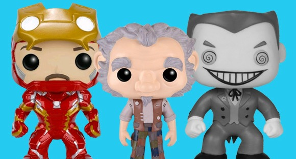 NEW IN POP! VINYLS