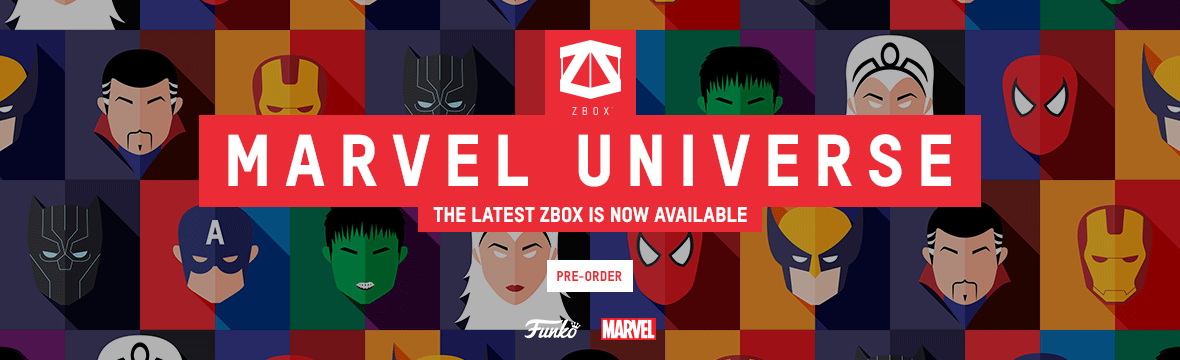 MARVEL UNIVERSE BANNERS