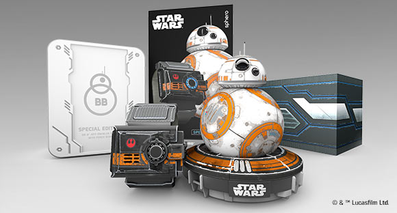 SPECIAL EDITION BB-8 APP ENABLED