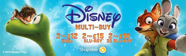 Disney Multibuy