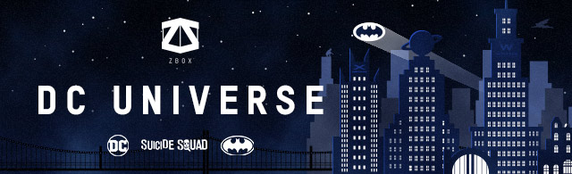 DC UNIVERSE ZBOX