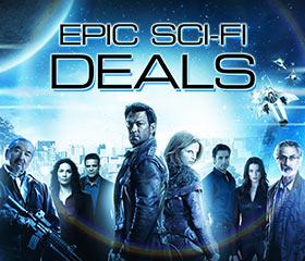 Sci-Fi-Deals