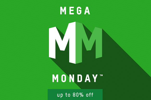 Mega Monday - save up to 80% off on best selling games, DVDs, Blu-ray, clothing & more at Zavvi.com