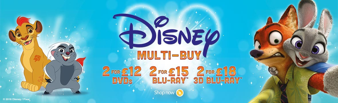 Disney Multibuy Home