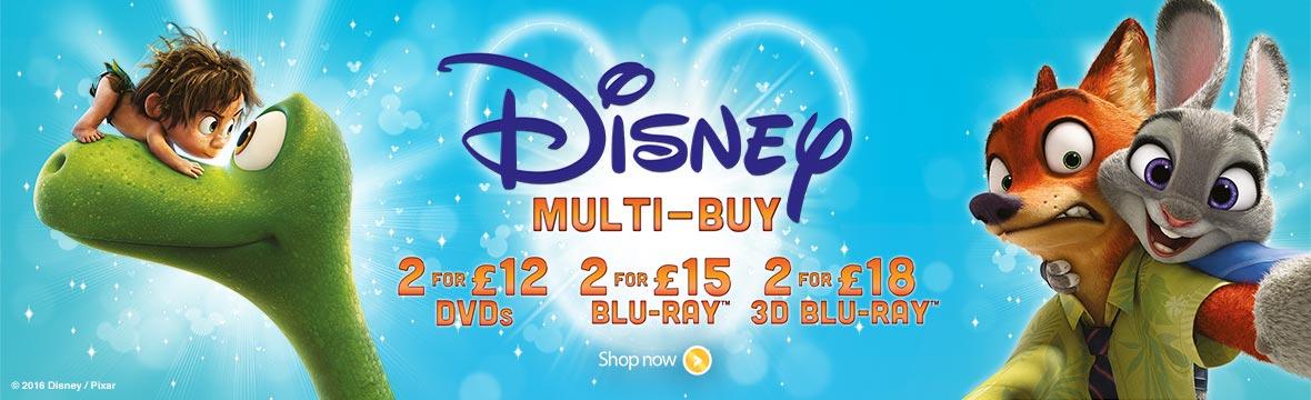 Disney Multibuy Home