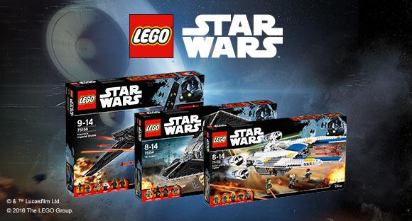 NUEVO: LEGO STAR WARS