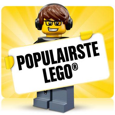 POPULAIRSTE LEGO