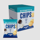 Protein Chips (Box of 6) - 6servings - Salt & Vinegar
