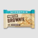 Proteīnu braunijs (paraugs) - Baltā šokolāde