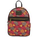 Loungefly Disney Lion King African Floral Mini Backpack-Ar