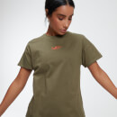 Oversized T-Shirt - Avocado - XS