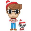 Where's Waldo Waldo with Woof EXC Pop! Vinyl Figure