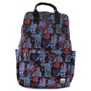 Loungefly Star Wars Empire 40Th Square Nylon Backpack