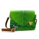 Loungefly Disney Pixar A Bugs Life Leaf Crossbody Bag