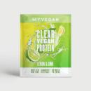 Clear Vegan Protein (Sample) - 16g - Lemon & Lime
