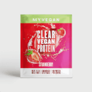 Myvegan Clear Vegan Protein, 16g (Sample) - 16g - Truskawka