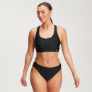 Top de bikini Essentials para mujer de MP - Negro - XS