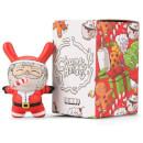 Kidrobot Chunky Santa by Alex Solis Holiday 3 Inch Dunny Vinyl Figure