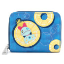 Loungefly Disney Lilo And Stitch Pinneapple Floaty Scrump Wallet
