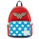 Loungefly DC Comics Dc Comics Vintage Wonder Woman Cosplay Mini Backpack