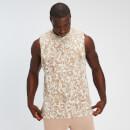 Męska koszulka bez rękawów z kolekcji Raw Training MP – wzór kamuflażowy