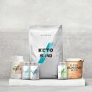 Complete Keto Bundle - Strawberry and Vanilla