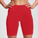 MP Women's Power Cycling Shorts - Danger - XS
