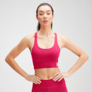 MP Women's Essentials Training Sports Bra - Virtual Pink - XXS