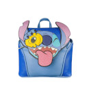 Danielle Nicole Disney Lilo and Stitch Stitch Pineapple Flap Backpack