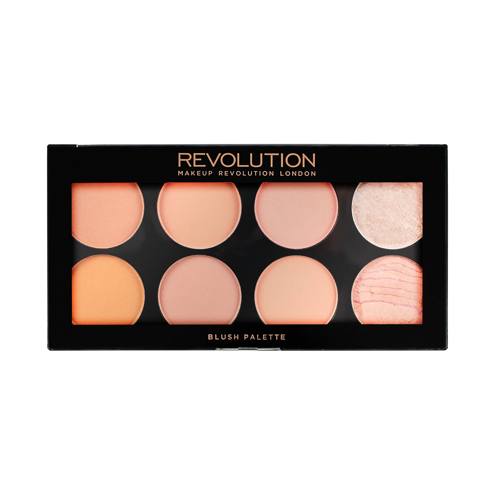 Makeup Ultra Blush Palette Hot E