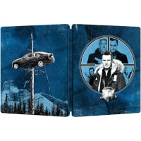 Hard Powder (Cold Pursuit) - Zavvi UK Exklusives Limited Edition Steelbook