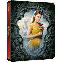 Die Schöne und das Biest (Live Action) - Zavvi UK Exklusives Limited Edition Steelbook